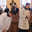 Solemn Vespers and Academic Procession photo album thumbnail 20